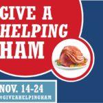 Give a Helping Ham Kickoff